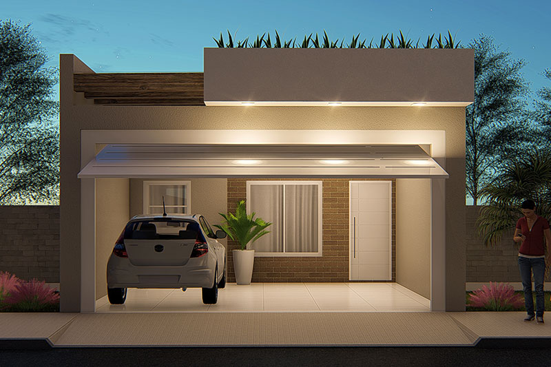 House plan for investment