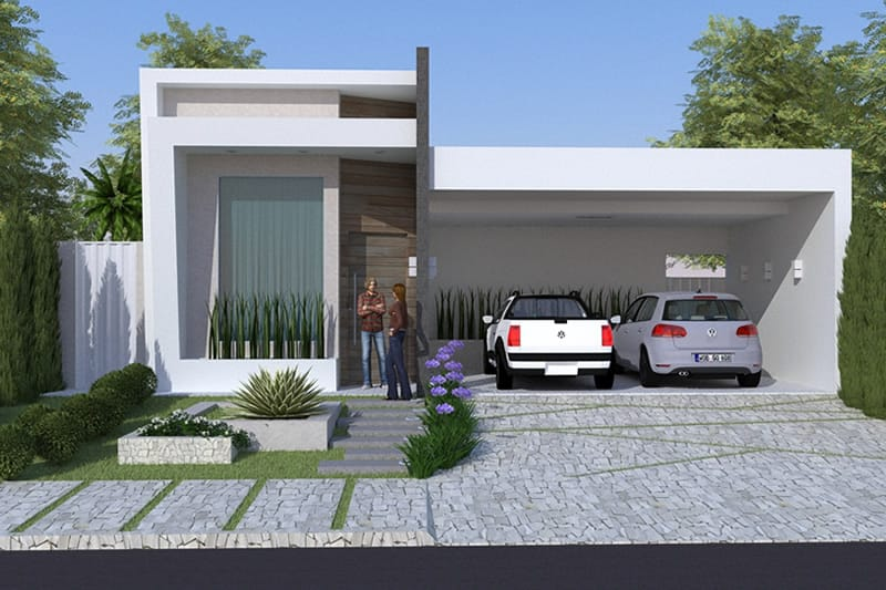 House plan with pool and hydro
