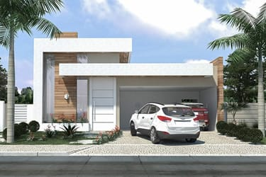 3 bedroom ground floor house project