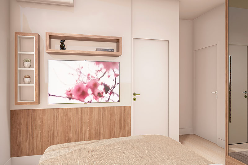 3 bedroom residential project